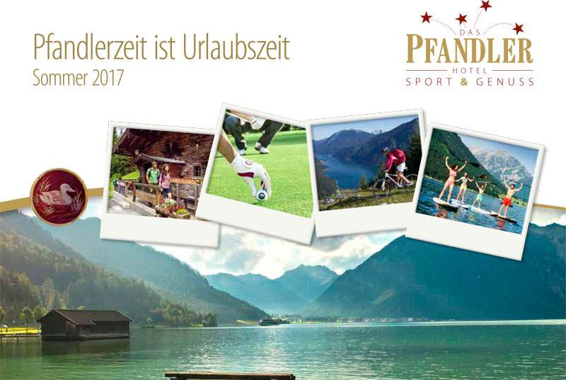 Sommerliches Deckblatt Preise 2017