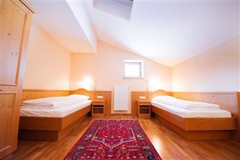 Zimmer für Kinder in der Suite