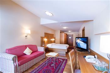 Suite Entennest mit Wohnzimmer