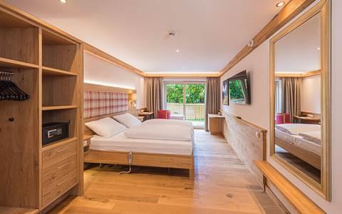 Barrier-free double room Grenzenlos