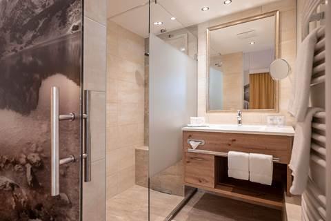 Bathroom in the Karwendel