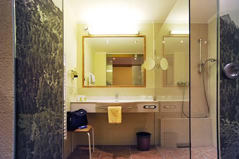 Badezimmer Sonnjoch