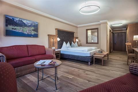 Geräumige Pfandler Suite