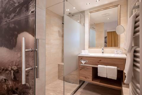 Badezimmer im Karwendel