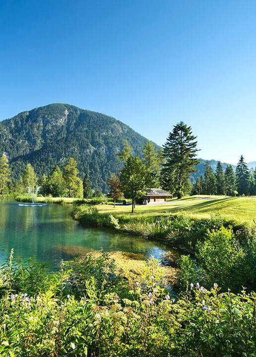 Golf Alpin Woche