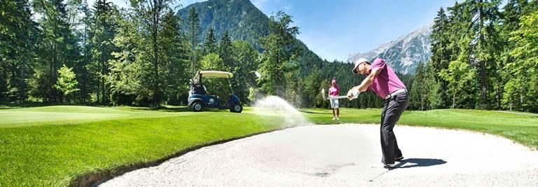Kurzer Golfurlaub
