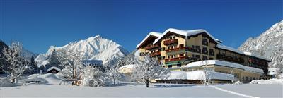 Hotel Pfandler im Winter