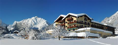 4* Hotel Tirol im Winter